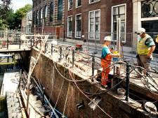 Tegenvallers Utrechtse kademuren blijven zich opstapelen