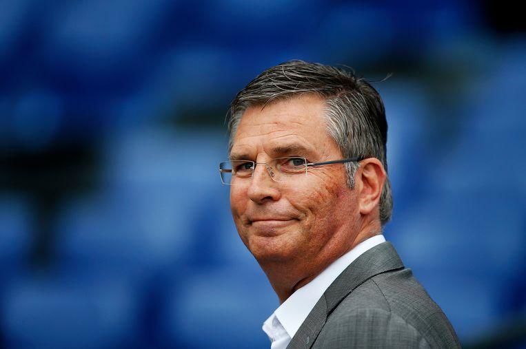 Technisch directeur Martin van Geel.  Beeld ANP