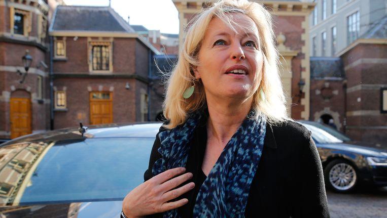 Jet Bussemaker, minister van Onderwijs Beeld anp