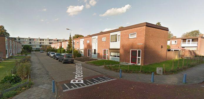 De wijk Zuiderpark in Terneuzen