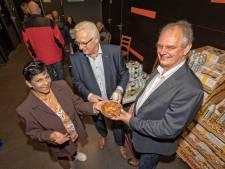Gedetineerden schieten Voedselbank Alphen te hulp