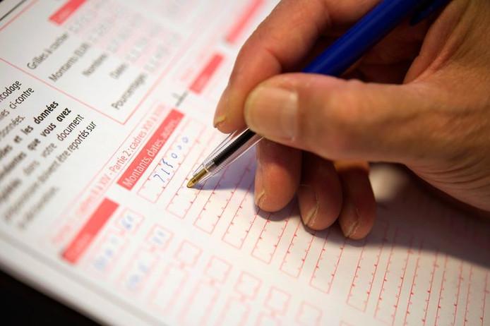 Près de 200.000 Belges ont bénéficié d'un plan de paiement pour leurs impôts