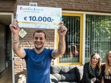 Woerdenaren vallen in de prijzen in loterij