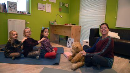 Hilde Jacobs brengt kinderyoga vanaf januari naar Oud-Heverlee