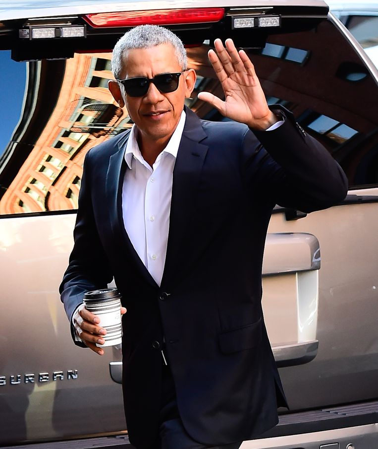 Barack in 2019. Beeld GC Images