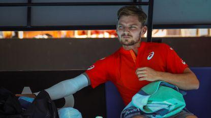 Goffin stoomde zich bij Ricardo Piatti klaar voor toernooi in Montpellier