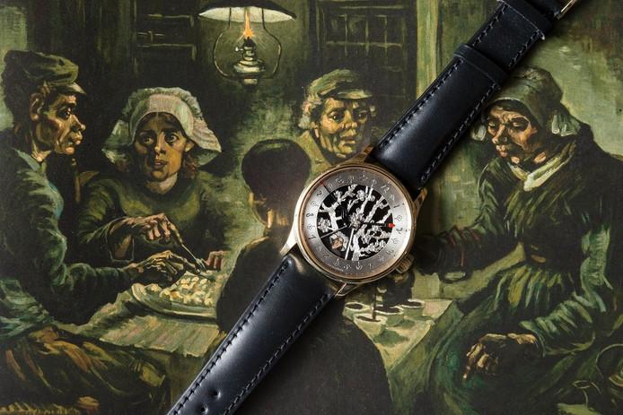 Het Van Gogh horloge