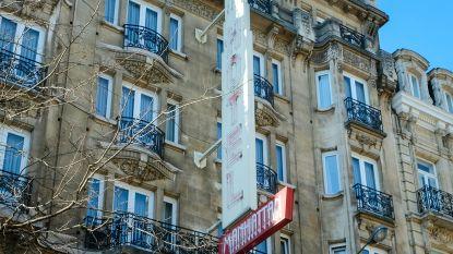 Negen op tien kamers in Brusselse hotels blijven leeg
