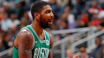 Irving leidt Boston Celtics langs Atlanta