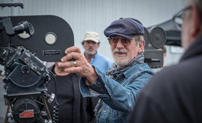 Steven Spielberg in The Post