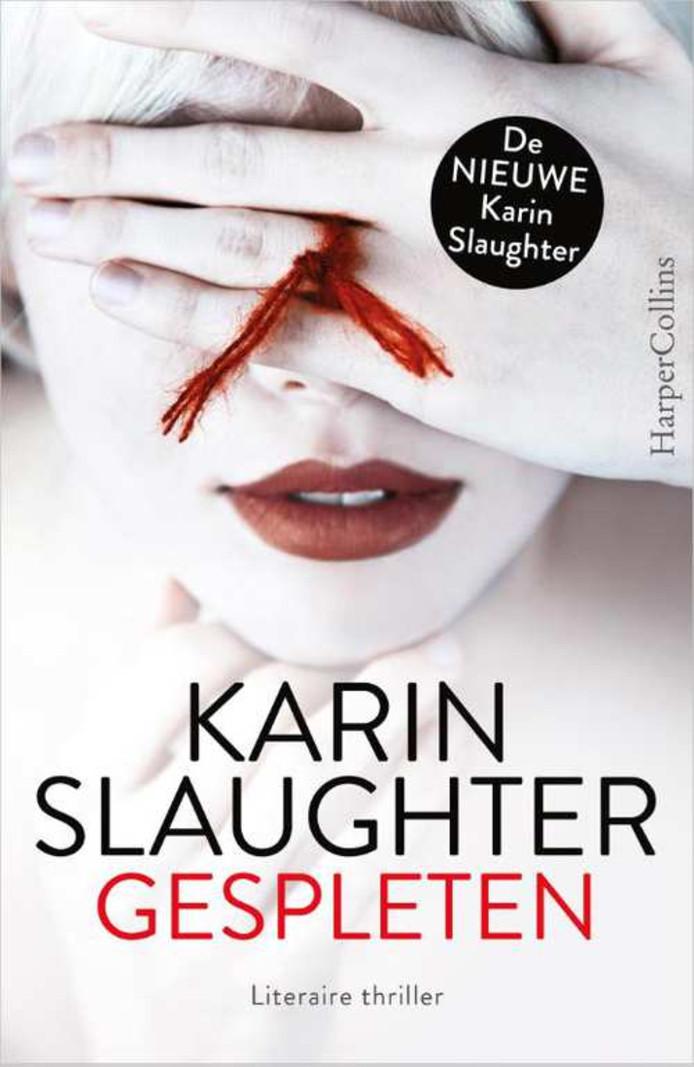 De cover van het nieuwe boek van Karin Slaughter.