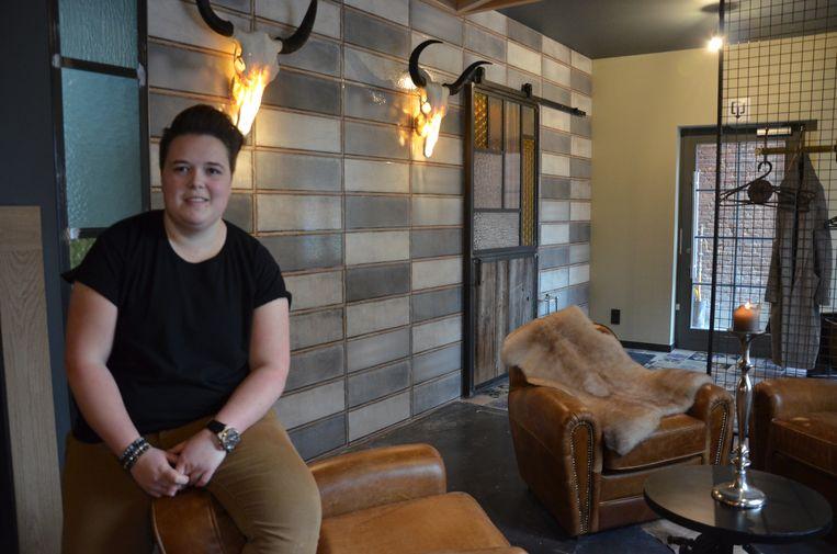 Nog geen jaar na de opening van Bistro Tastu in Sombeke prijken chef Ilona Van Gaeveren en haar zaak al in Gault & Millau.