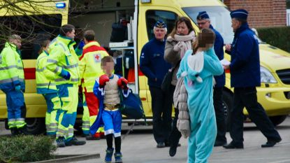 Brand in kinderopvang Holsbeek: 15 kinderen naar ziekenhuis