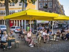 Amsterdam steunt winterterrassen, maar worden ze verwarmd?
