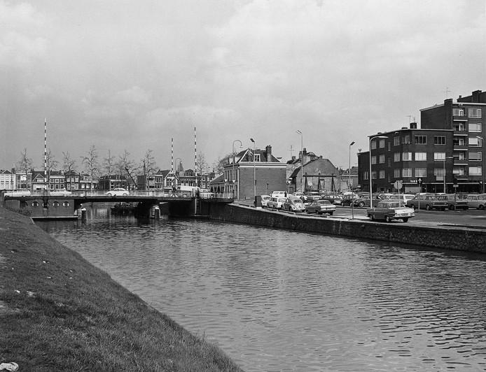 De Weerdsingel in 1969
