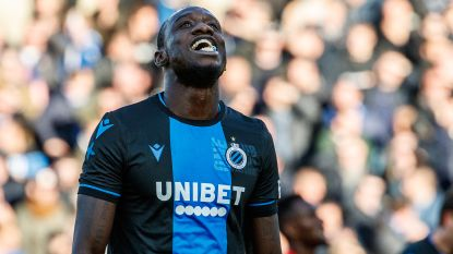 Club Brugge, mét Diagne in de basis, klopt Charleroi dankzij late goal in oefenmatch