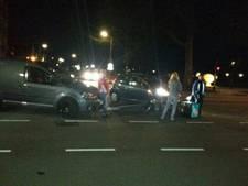 Botsing tussen pizzabezorger en automobilist in Enschede