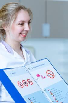 MMC Veldhoven: uitleg aan ziekenhuisbed in zeven talen