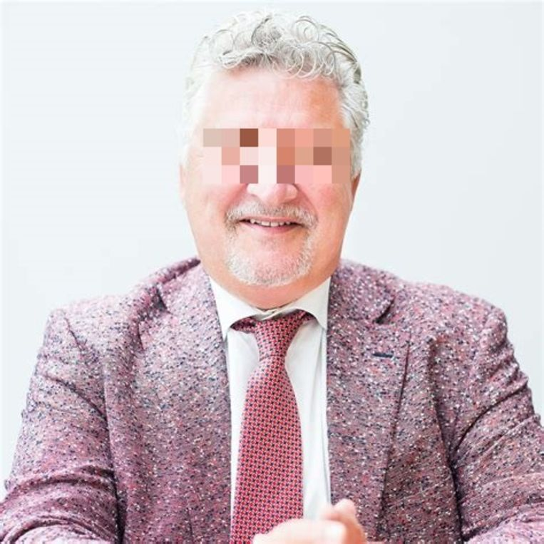 Gewezen advocaat Marc G. zit in de cel op verdenking van oplichting.