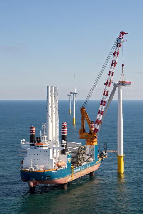 Winst van waterbouwer Van Oord groeit naar 92 miljoen euro