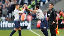 FT Buitenland. Dembélé valt in bij vierde zege op rij Tottenham - Barcelona heeft straffe plannen met stadion