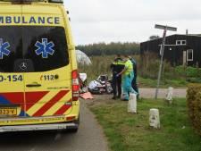 Motorrijder gewond na valpartij bij Loon op Zand