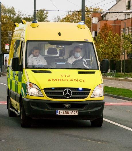 """Les ambulanciers de la zone VHP au cœur de la """"tempête Covid"""" avec une moyenne de 60 interventions par jour"""