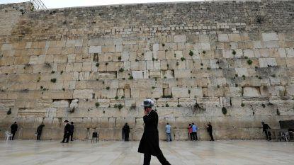 Israël sluit Palestijnse gebieden af
