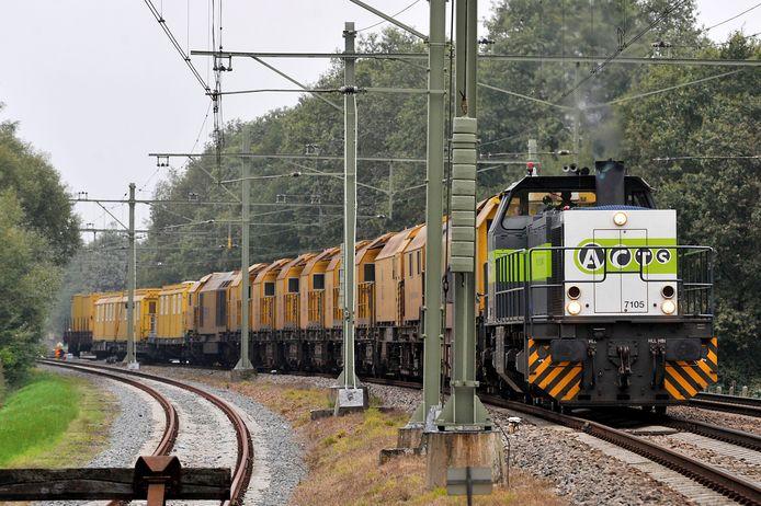 Een Noordtak over bestaand spoor door Oldenzaal is voor de Oldenzaalse gemeenteraad niet besprekbaar.