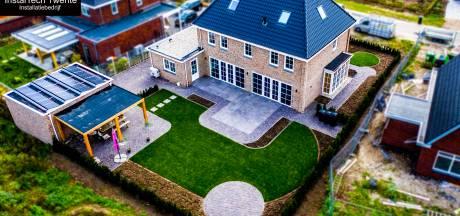 InstalTech Twente groeit uit z'n jasje en gaat nieuw bouwen op Weuste Noord in Wierden