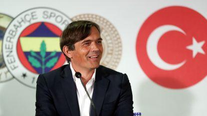 Trainer Cocu, straks tegenstander van Anderlecht, werd bij sukkelende Fenerbahçe gesaboteerd door eigen assistenten