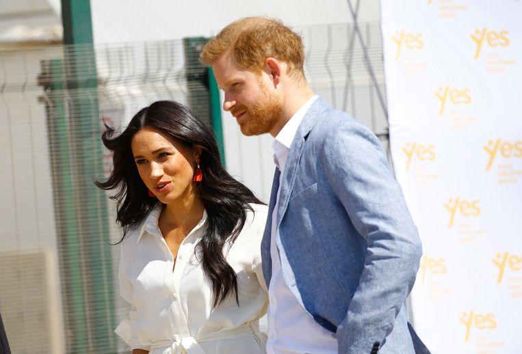 Prins Harry en Meghan maken hun vertrek nog definitiever.