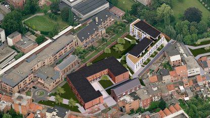 37 assistentiewoningen en 33 flats op site slotklooster Karmel
