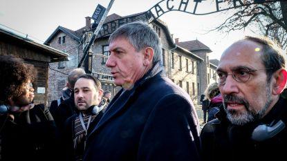 """Bezoek Jambon aan Auschwitz: """"Hoe is het mogelijk dat mensen tot zoiets bereid waren?"""""""