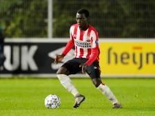 Frans jeugdinternational Claudio Gomes (19) groeit bij Jong PSV