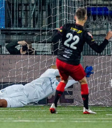 Tiental FC Den Bosch buigt in blessuretijd voor Excelsior