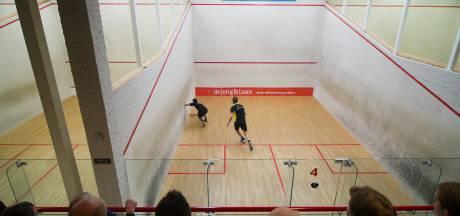 Wereldtopper naar squashclub Twente