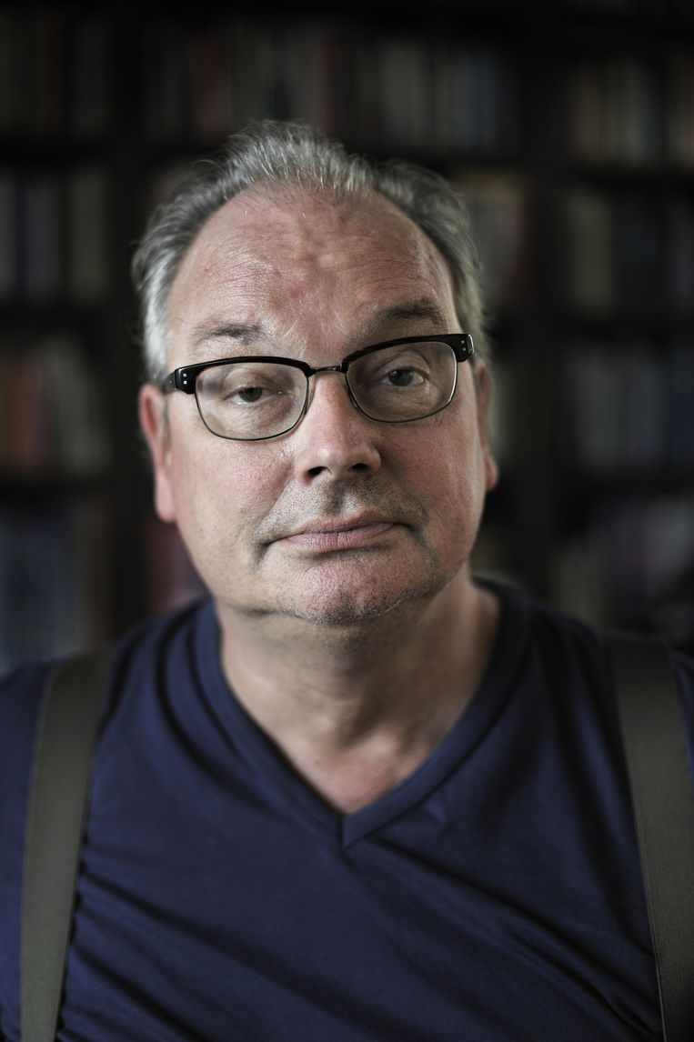 Filosoof: René Gude Arthur: 'Op de middelbare school hebben we filosofie gedaan. Iedereen verklaarde ons voor gek.Ik vond het uiteindelijk een van de interessantste vakken.' Beeld Joost Van Den Broek