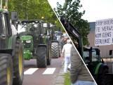 Tijdlijn: overzicht van boerenprotesten van afgelopen week