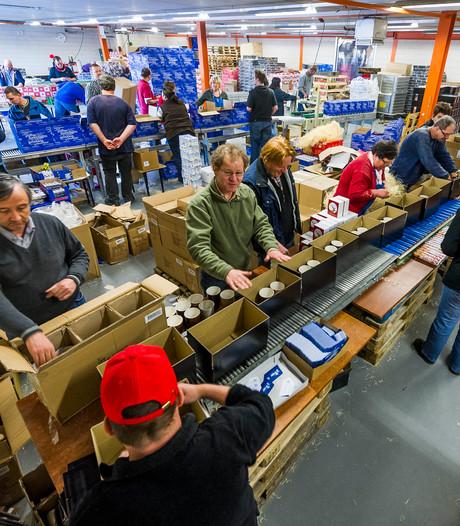 Kerstpakketten zijn net geleverd en nu is Ter Brugge Geschenken failliet