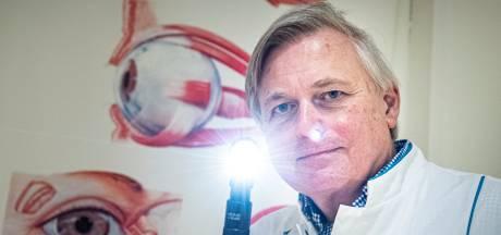Nijmeegse oud-prof oogheelkunde Jan Keunen in Eerste Kamer