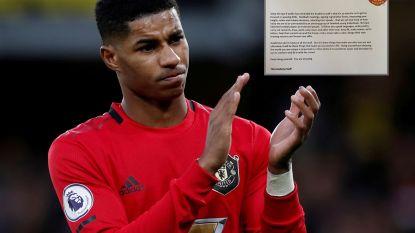 """Manchester United oogst  veel bijval met brief aan jeugdspelers: """"Speel eens op je console, langer dan je eigenlijk zou mogen"""""""