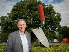 Verbindende bouwer Jan Veeneman zorgt voor cement bij zijn CSV Apeldoorn