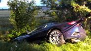 Pas gekochte Maserati uitgeleend aan vriend: jogger over motorkap, crash in gracht en positieve ademtest