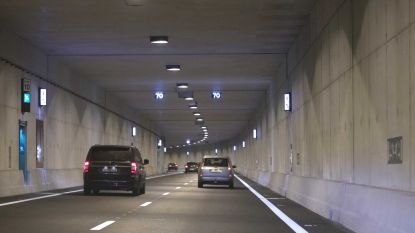 A2-tunnel in Maastricht dicht door autobrand
