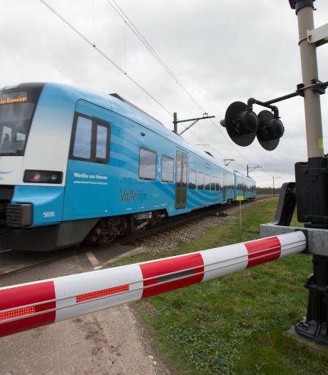 Treinen op Valleilijn gaan weer rijden volgens dienstregeling: mondkapje verplicht