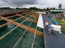Asbest eraf en zonnepanelen erop bij Gramsberger houtbedrijven