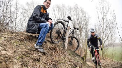Voor wie eens goed wil 'crossen in de bossen': sportcampus is cross- en mountainbikeparcours rijker