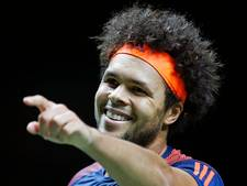 VIDEO: Tsonga verslaat vriend Goffin in finale Rotterdam