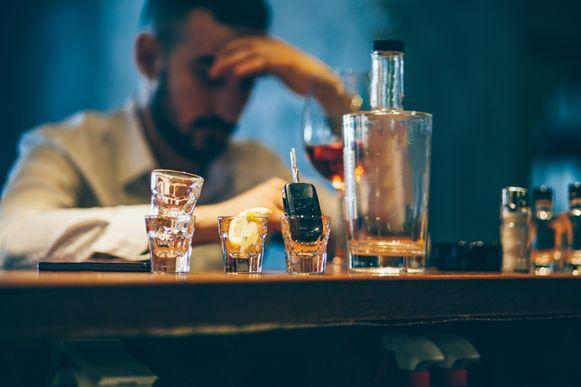 Alcohol en autorijden: wie in Aalst voor de politierechter komt, wordt doorgaans streng gestraft.